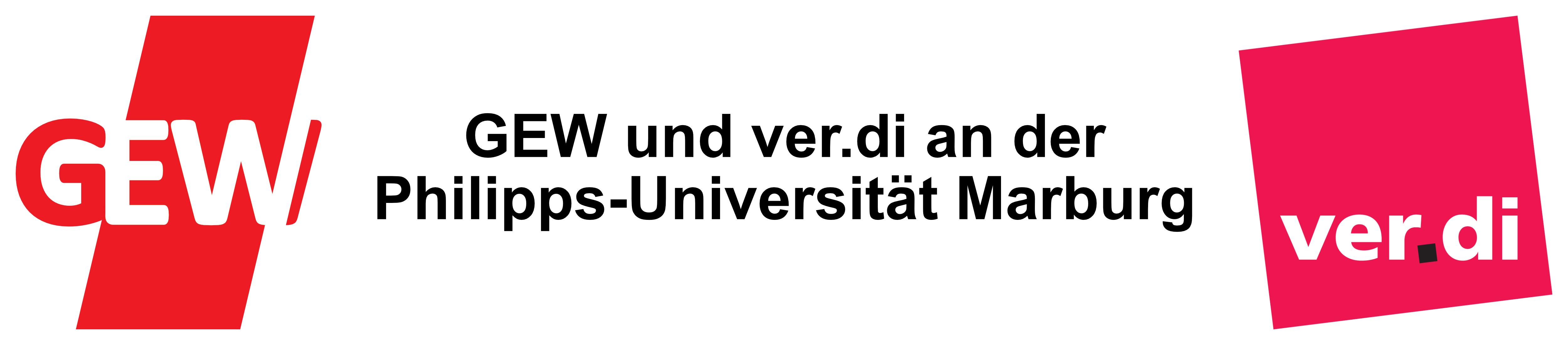 GEW und ver.di an der Philipps-Universität Marburg